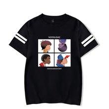 Moda design homem/mulher/crianças 3d t camisa all-match estranho coisas 3 t-shirts preto estranho coisas camiseta crianças/adulto tamanho