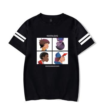 Fashion Design mężczyźni kobiety dzieci 3D T Shirt cały mecz Stranger Things 3 koszulki czarny Stranger Things T-shirt dla dzieci dorosłych rozmiar tanie i dobre opinie krótkie CN (pochodzenie) Z okrągłym kołnierzykiem routine Sukno COTTON POLIESTER Na co dzień Drukuj Short Sleeve T-Shirt Stranger Things