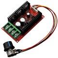 12 V/24 V/48 V Motor DC Controlador de Velocidade Do Motor de Controle de Velocidade de Dimerização Dimmers Termostato Eletrônico De Tensão módulo regulador