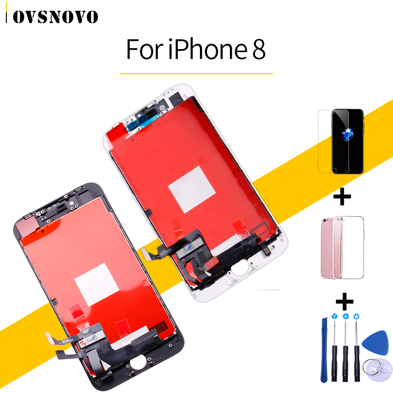 AAA+++ LCD For iPhone 8 8 Plus Touch Screen Display Replacement Digitizer Assembly For iPhone 6s plus LCD image