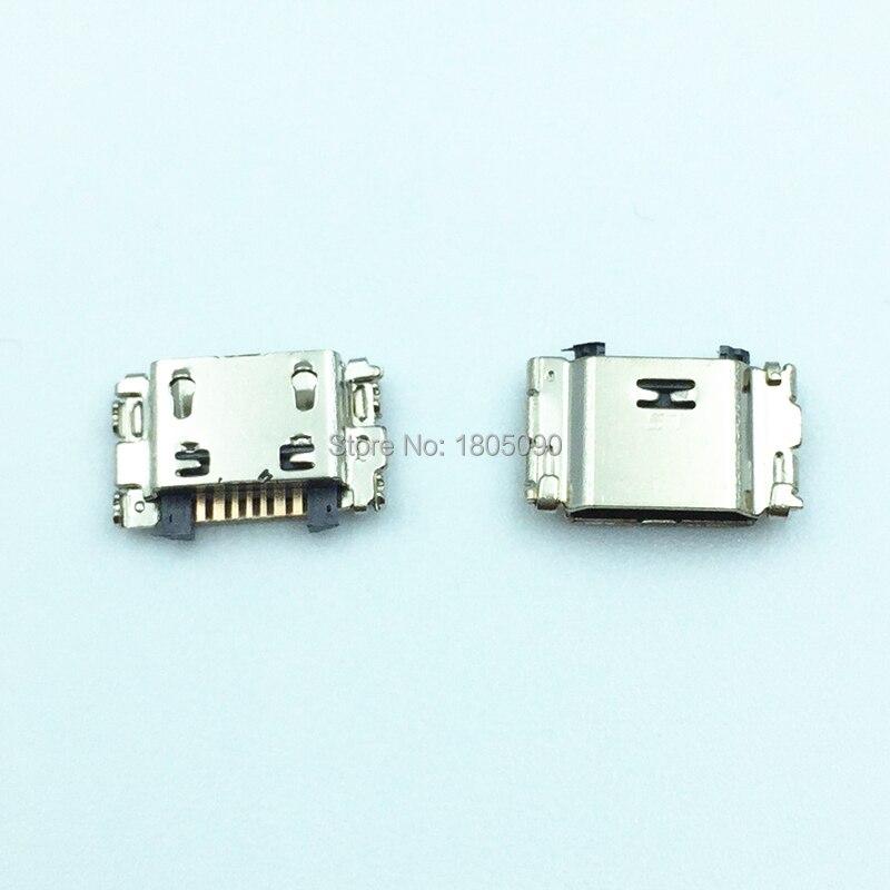 100pcs Micro USB 7pin Mini Connector Mobile Charging Port For Samsung J5 J7 J330 J530 J730 J1 J100 J500 J5008 J500F J700F J7008