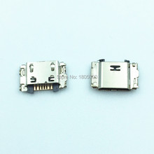 100pcs Micro USB 7pin Conector mini porta De Carregamento Móvel Para Samsung J5 J7 J330 J530 J730 J1 J100 J500 J5008 J500F J700F J7008