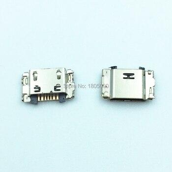 100 шт потребительских упаковок для микро USB 7pin мини-разъем мобильный зарядный порт для samsung J5 J7 J330 J530 J730 J1 J100 J500 J5008 J500F J700F J7008
