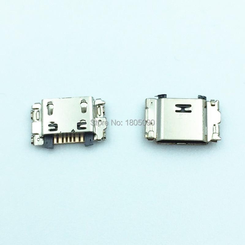 50pcs Micro USB 7pin Mini Connector Mobile Charging Port For Samsung J5 J7 J330 J530 J730 J1 J100 J500 J5008 J500F J700F J7008