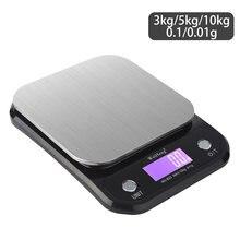 Цифровые электронные весы с ЖК дисплеем 3 кг/5 кг/10 кг 01 г