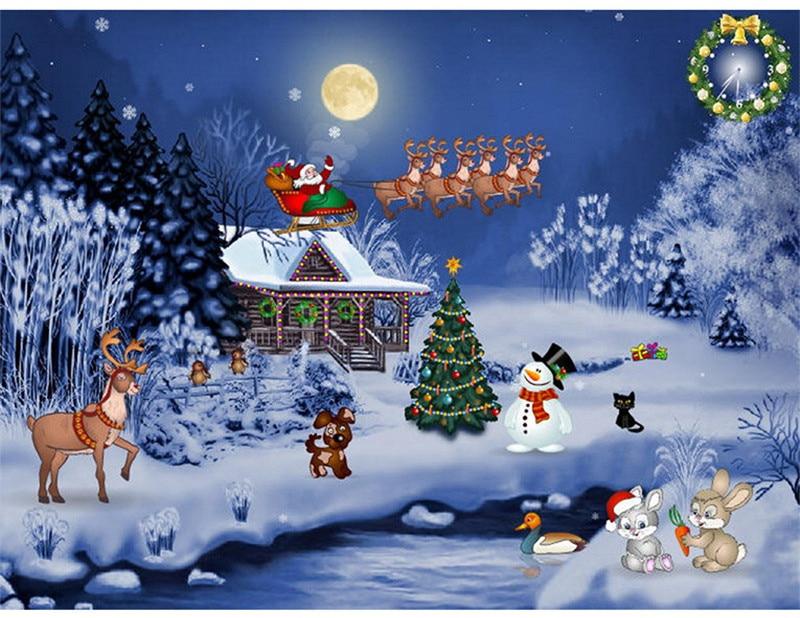 конце игры на открытках для нового года снимке