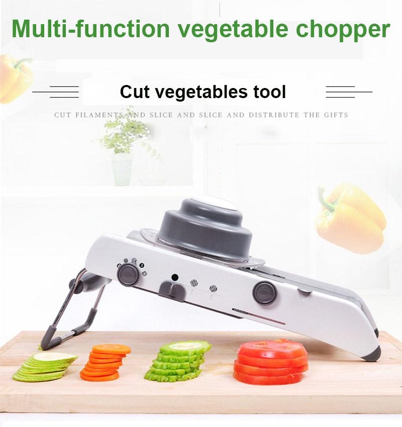 Mandoline slicer manual cortador vegetal ferramenta de