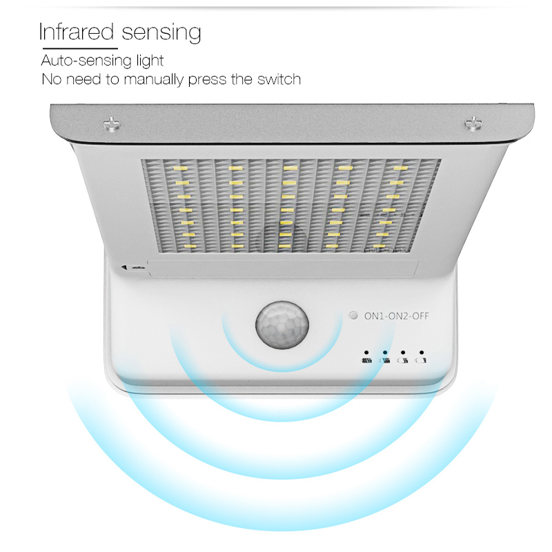 35L SOCO White Solar Wall Lamp (3)