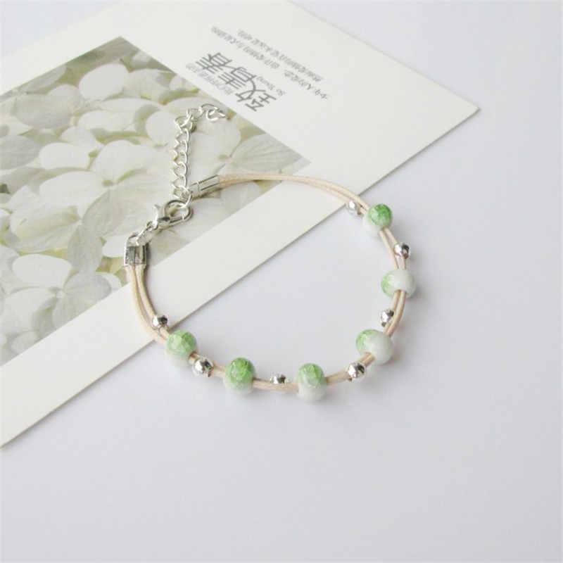 2019 New Design Beautiful Small and simple art fashion women's ceramic bracelet popular jewelry Dropshipping