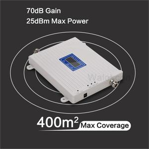 Image 3 - 2G 3G 4G Tri Band Booster Amplifier GSM 900 4G LTE 1800 B3 3G WCDMA 2100 B1 โทรศัพท์มือถือสัญญาณRepeater