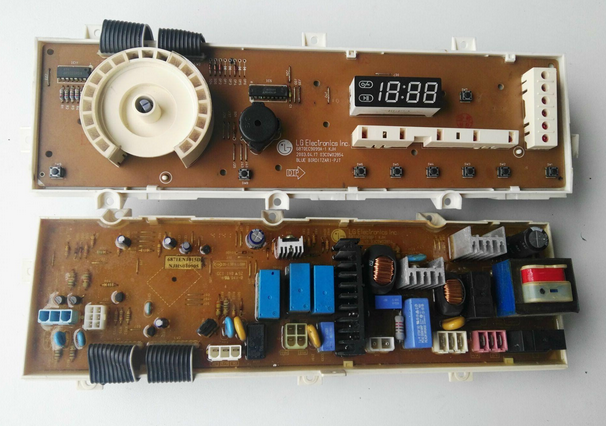 100% tested for washing machine board WD-N80051 6871EN1015D 6870EC9099A-1 motherboard used board