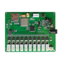 10Channel To 36Channel GPRS Lock Control Board / Vending Machine Motherboard / Scan Code Payment Motherboard