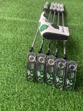2021 New 2/2.5 Lucky Four Leaf 32/33/34/35 Inches Select Golf Putter for Right Hands