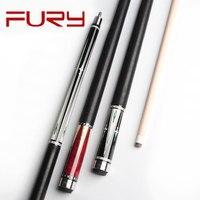 Fury Billiard Pool Cue Maple shaft AK series with Case Linen Thread Lee woo jin Endorsement Stick Kit shipment by manufacturer