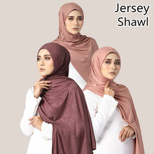 10 шт. Высокое качество женский мусульманский хиджаб из Джерси шарф платок femme размер плюс хиджабы исламские шали soild модальный платок