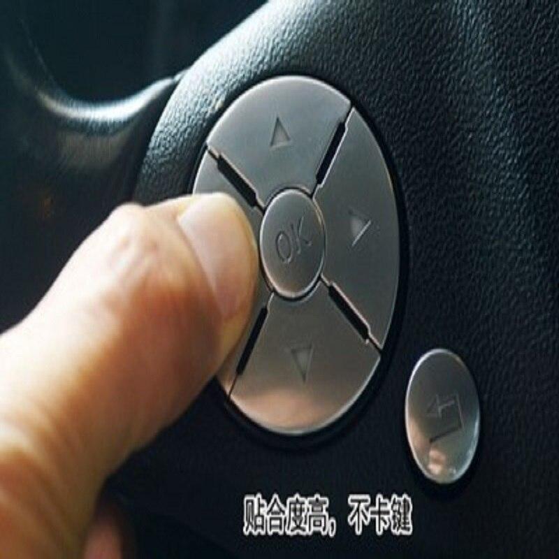 Keyless Remote Soft Key Fob Cover For Mercedes-Benz GLK//GLA//GL Grade Class