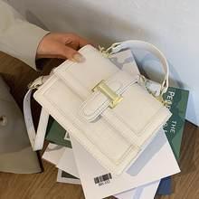 Sac fourre-tout carré motif Crocodile, en cuir PU de bonne qualité, sac à main de styliste pour femmes, sacoche à épaule avec chaîne, nouvelle collection 2021