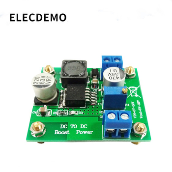цена на XL6009 DC-DC Boost Module Power Regulator Module Output Adjustable Super LM2577 4A Current Function demo board