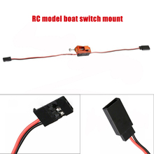 Power switch with aluminum mount for rc boat Waterproof Switch