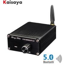 TPA3116D2 amplificateur Bluetooth 5.0 carte Audio Qcc3003 50W * 2 amplificateur de puissance numérique 2.0 canaux amplificateur stéréo DC8 25V T0745