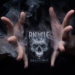 Nova bicicleta alma morta jogando cartas original eua bicicleta poker 88*63mm