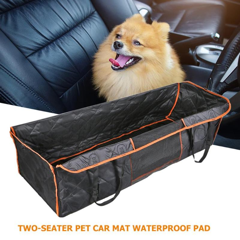 Orange Edge Waterproof Pet Dog Mat New and High Quality High grade Easy to Clean Oxford Fabric Seat Pad Hammock Protector