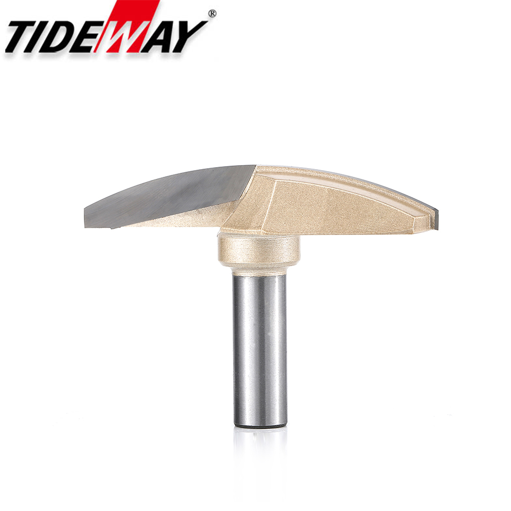 Tideway Classic Plunge Bit CNC Woodworking Tools Carbide End Mill Router Bits for Wood Milling Cutter Cutting Wood Router Tool