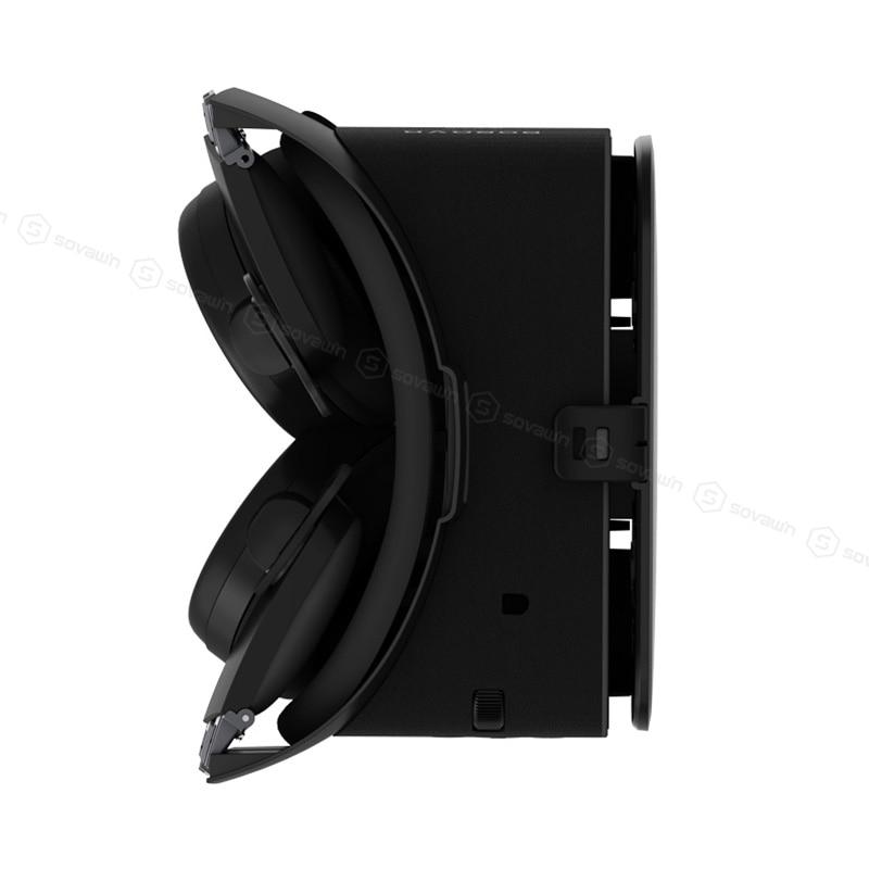 BOBO VR Z6 3D Glasses Virtual Reality for Smartphone Black Google Cardboard VR Headset Helmet Stereo BOBOVR for Android 4.7-6.2'
