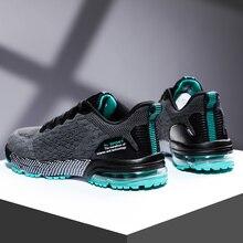 SENTA/Новинка; дышащая Спортивная обувь для мужчин на воздушной подушке; спортивные мужские кроссовки; Мужская обувь; обувь для бега; Zapatillas