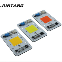 50W без сварки светильник светодиодный источник света led высокая светоотдача светодиодный встроенный светильник шарик 110/220 Высокое напряжение водителя светильник источник