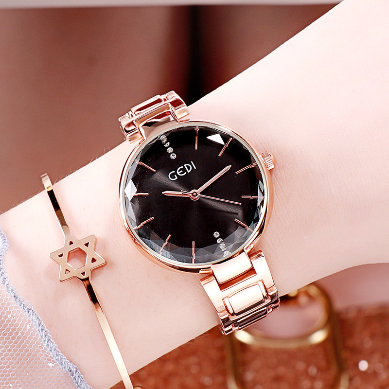 Lady Steel Wrist Table Bei Europfine Trend Female Form Leisure Classic Woman Watch 2020 Luxury Female Hand Watches Hours