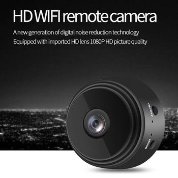 Kamery konsumenckie A9 Mini kamera 1080P IP WIFI bezprzewodowe bezpieczeństwo noc nowe kamery U zdjęcie z kamery elektronika użytkowa tanie i dobre opinie centechia CN (pochodzenie) 1080 p (full hd) Użytku domowego Karta SD Elektroniczna stabilizacja obrazu PORTABLE Nagrywanie nocą
