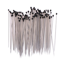 100 шт булавки для образцов насекомых из нержавеющей стали