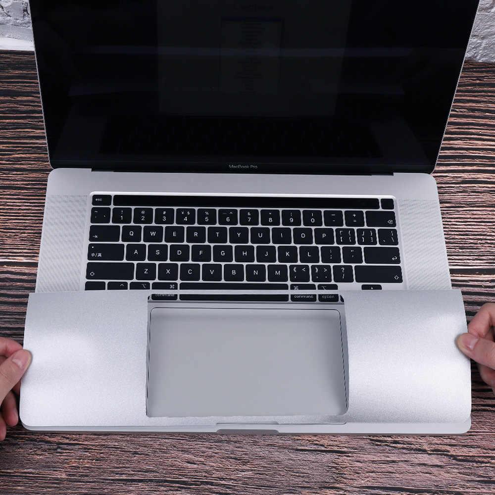 Touchbar paumes garde reste autocollant protecteur pour MacBook Air Pro 13 15 16 pouces 2019 barre tactile A2141 A1932 A2159 A1990 peau de vinyle