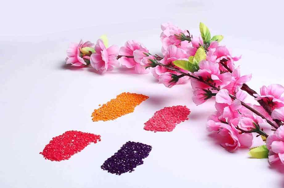 เย็บปักถักร้อยเพชรดอกไม้ในแจกัน chrysanthemum เพชรลาเวนเดอร์จิตรกรรม Stitch CROSS เพชรโมเสค rhinestones ภาพ
