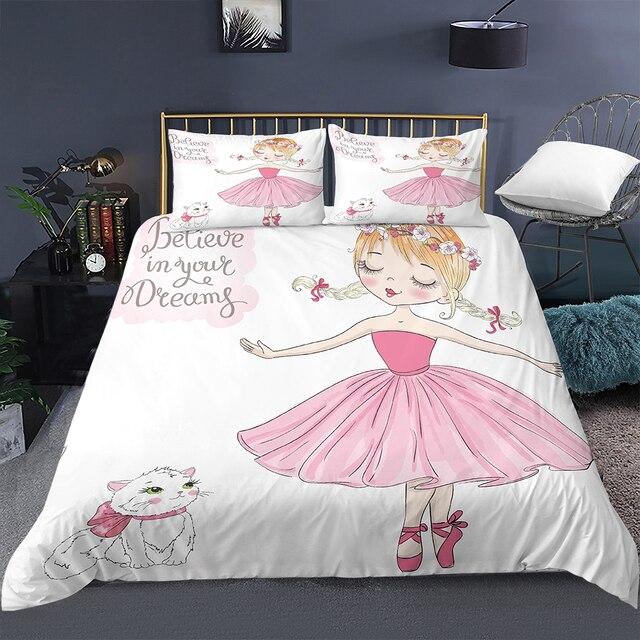Ballerina Dreams Bedding Set 10