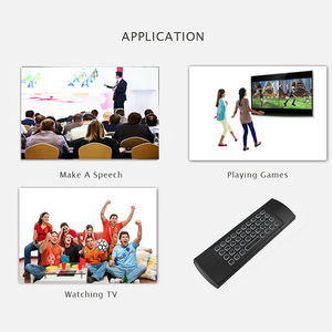 Image 5 - MX3 MX3 L Backlit Air Mouse T3 Smart Voice Afstandsbediening 2.4G Rf Draadloze Toetsenbord Voor X96 Mini KM9 A95X h96 Max Android Tv Box