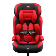 Child Car Universal Safety Seat For 9 Months-12 Years Old Car Baby Seat Latch Interface Infant Sitting Chair Kids Car Seat