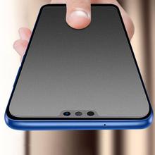 Matowe matowe szkło hartowane dla Huawei P20 P30 P40 Pro Lite Y9S Nova 5T 7 Se 7i 3 3i Honor 8A 20 9X 8X 10 folia ochronna ekranu tanie tanio LYQLKL Matte CN (pochodzenie) Przedni Film P20 Pro P20 Lite Mate 20 Lite Honor 8X Clear Matte Frosted For Huawei P30 P30 Lite