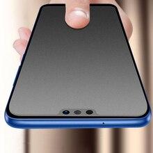 Матовое закаленное стекло для Huawei P20 P30 P40 Pro Lite Y9S Nova 5T 7 Se 7i 3 3i Honor 8A 20 9X 8X 10, Защитная пленка для экрана