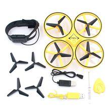 เฮลิคอปเตอร์สำหรับของขวัญเด็ก Mode Drone Quadcopters