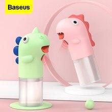 Baseus automatyczny dozownik mydła w płynie inteligentny czujnik bezdotykowy środek dezynfekujący pianka Dispensador podkładka ręczna do kuchni toaleta łazienka