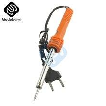 Электрический паяльник AC 220 V-240 V 40 W, сварочный инструмент, пистолет-карандаш для сварочного аппарата с европейской вилкой