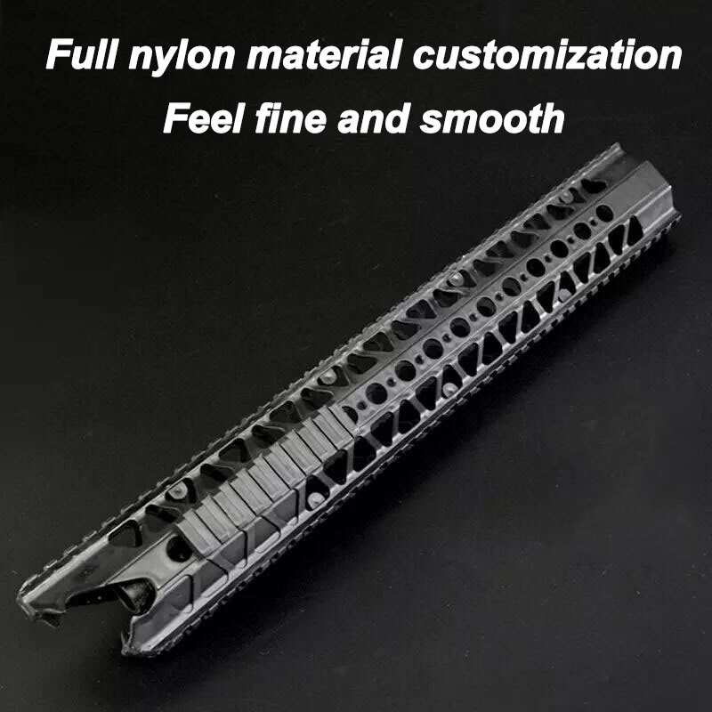 Outdoor Sports Gel Water Bomb Gun Jingming Snake LVOA Special M4 Modified Fine Accessories Nylon Material