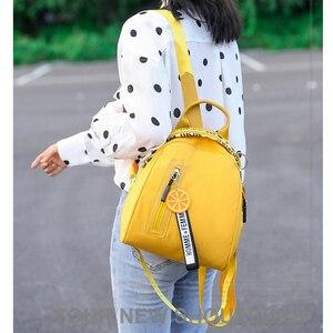 Image 4 - حقيبة ظهر نسائية جديدة متعددة الوظائف مقاومة للمياه أكسفورد حقيبة ظهر نسائية ضد السرقة حقيبة مدرسية للبنات 2019 كيس دوس موتشيلا
