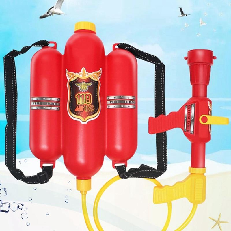 cheapest Capacity Water Blaster Soaker Gun Toy for Kids Children Summer Outdoor Swimming Pool Garden Yard Beach Sand Water Fighting Toy