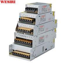 Светодиодный трансформатор питания, 12 В, 1 А/3 а/5 А/6,5a/8,5a/10A/12,5a/15A/16,5a/20A/25A/30A/40A/50A/60A