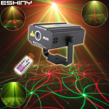 Disco-Bar Light Projector Laser DJ Party-Effect Remote Dance Holiday Stage-Show Christmas