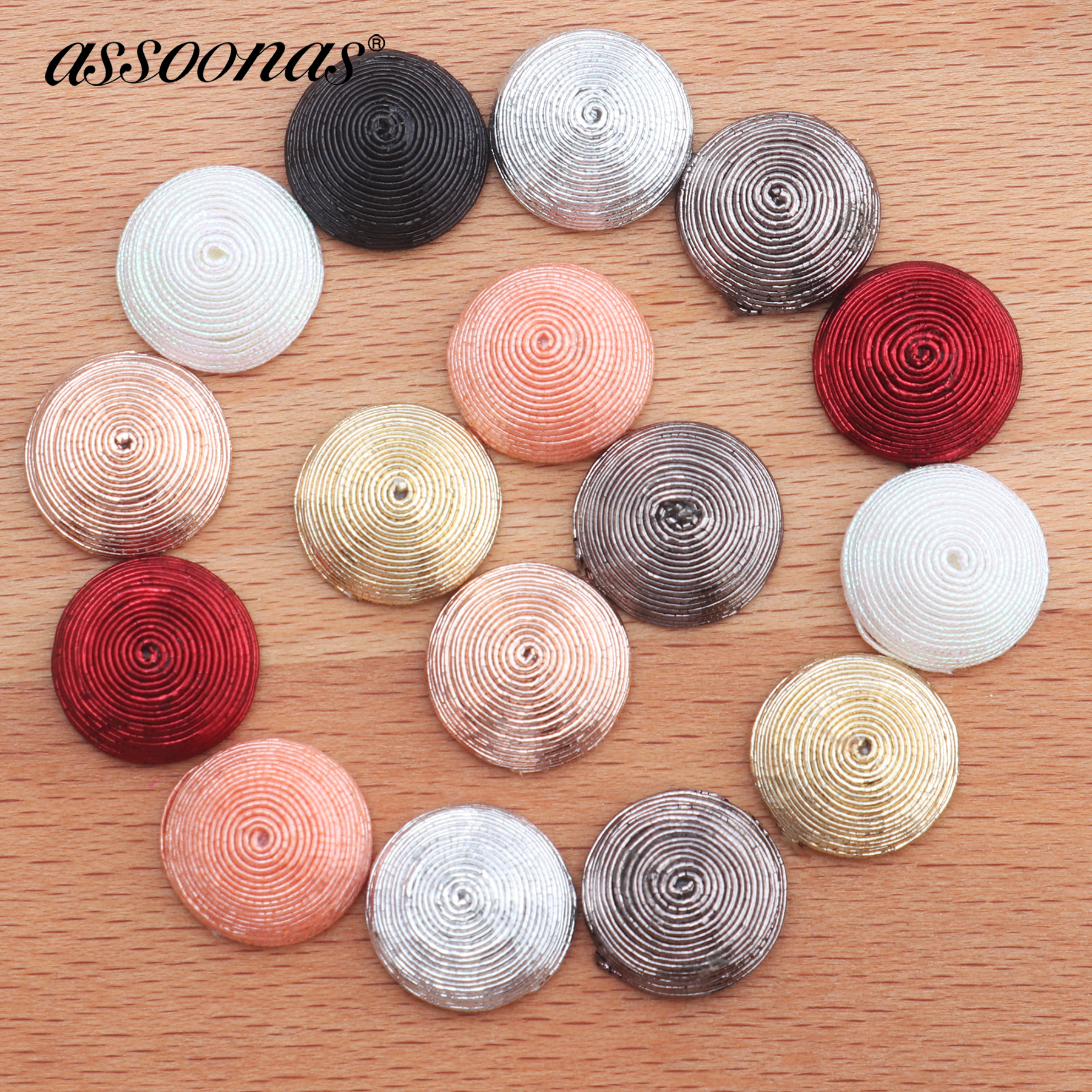 Assoonas M496,Metal Hemisphere,jewelry Accessories,jewelry Making,earring Decoration,hand Made,diy Earrings Pendant,10pcs/lot