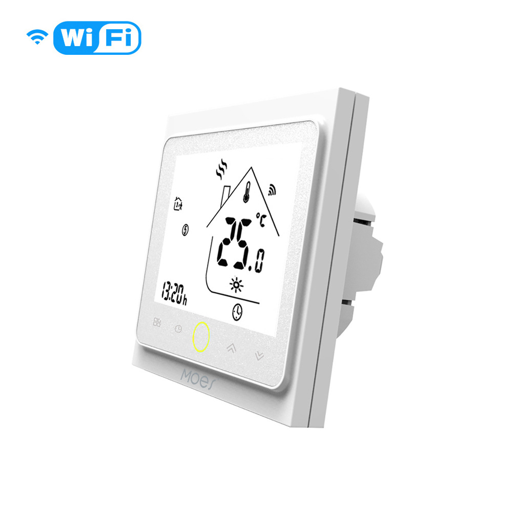 LCD Thermostat With Built-in Probe Boiler/water Heater Thermostat GC